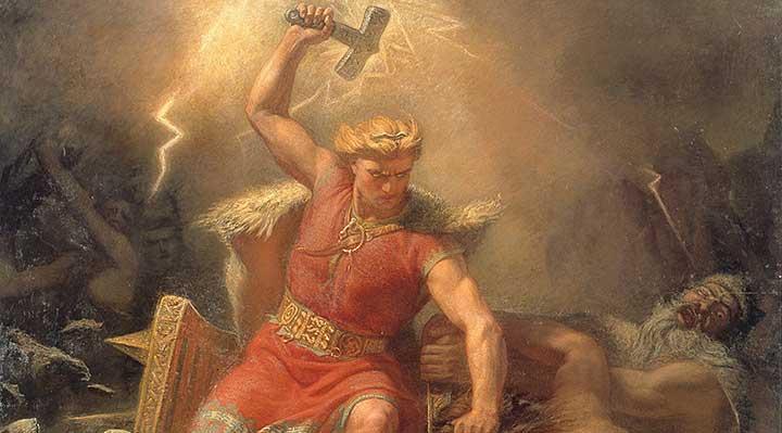 Келтски и Скандинавски Богове